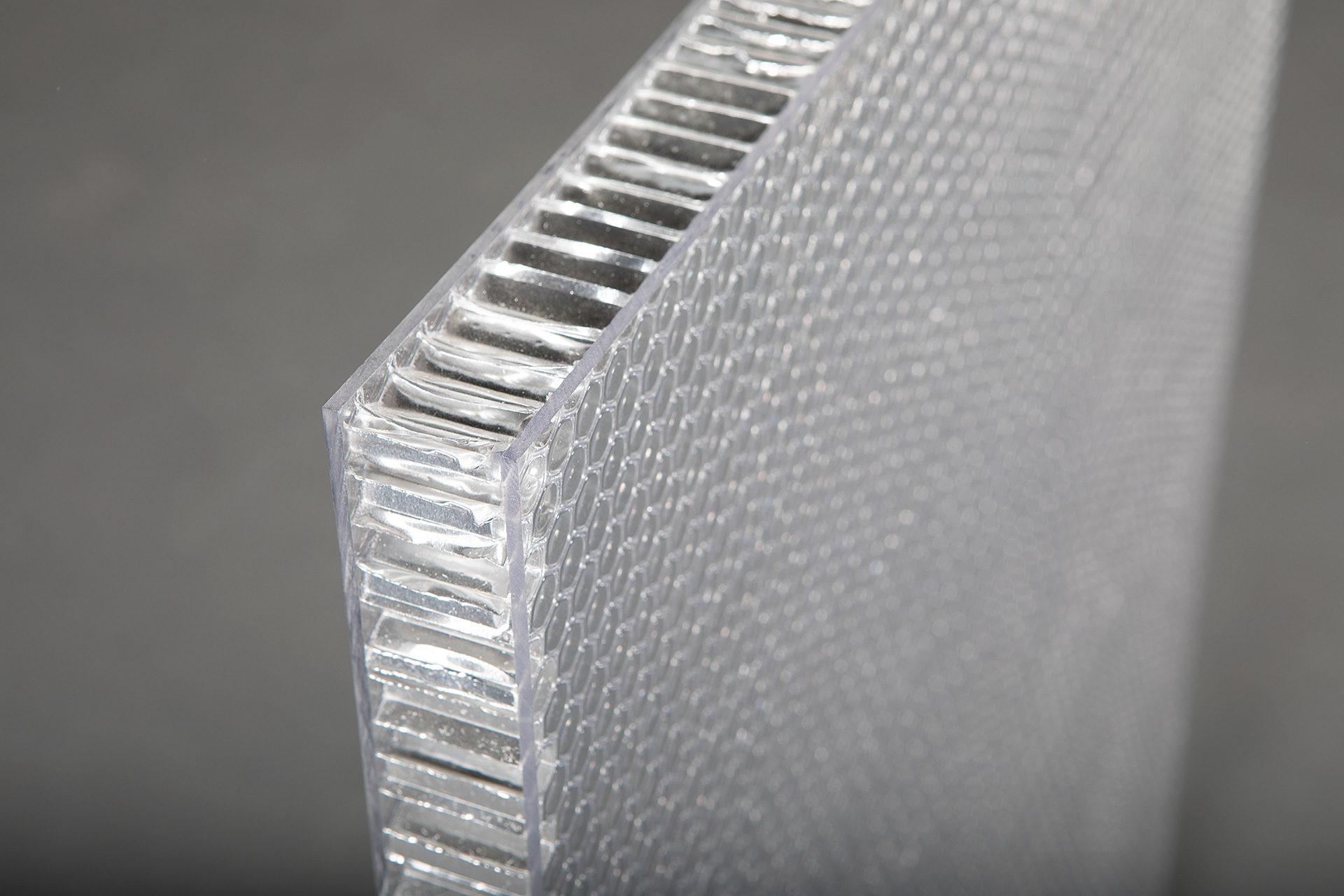 Aluminium-Wabenkern